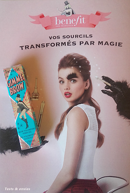 Benefit, Gimme brow