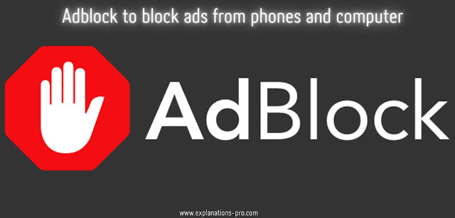 Adblock to block ads