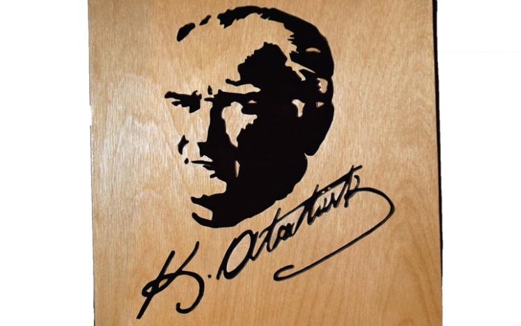 Atatürk, Lider