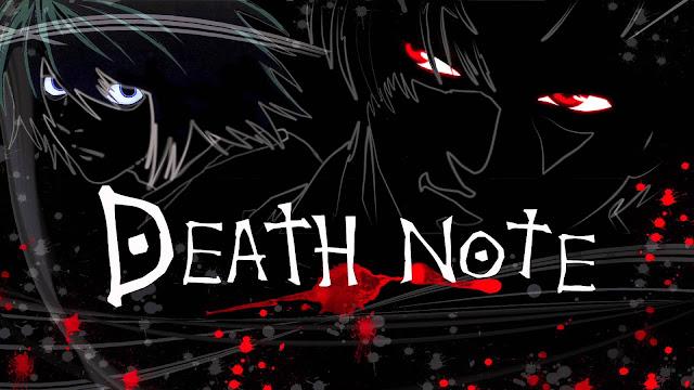 Death Note di Rekomendasi anime Antagonisnya Menang