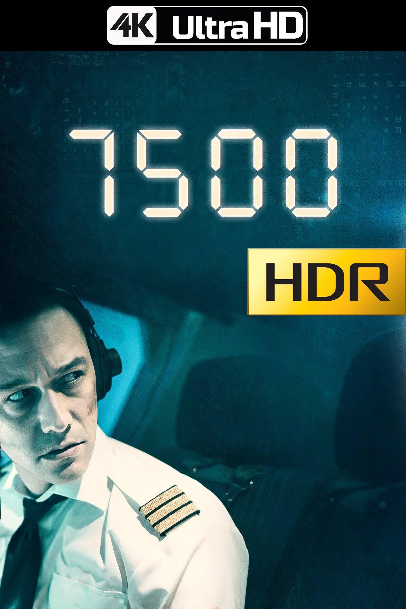 7500 (2019) 4K UHD HDR Web-DL Latino