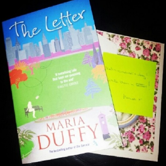 letter writing, maria duffy, stationery, national stationery week