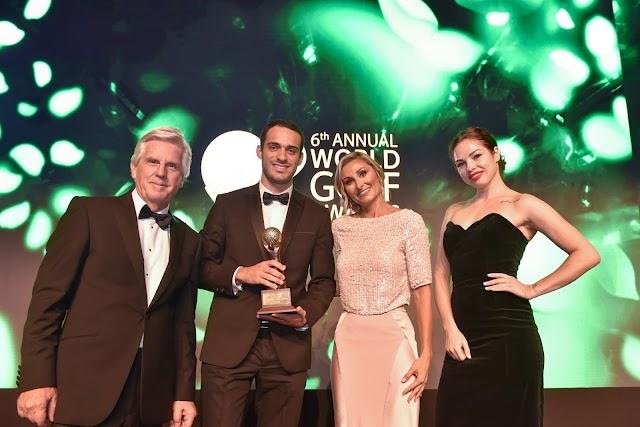 Madeira, reconocida como Mejor Destino Emergente de Golf 2019