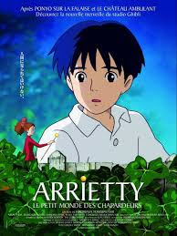 Film Ghibli, The Secret World of Arrietty