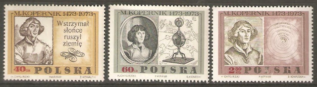 1973 Poland - Copernicus Birth Centenary