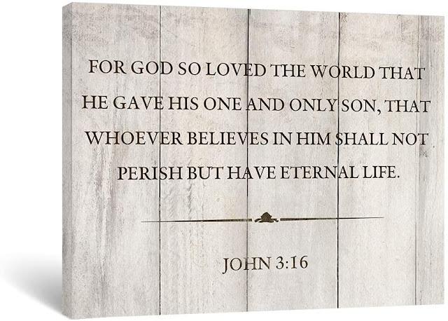Jesus was generous.  John 3:16