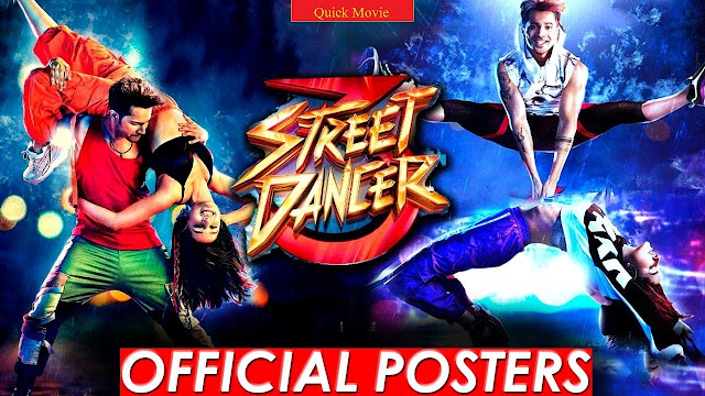 streetdance 3D movie review