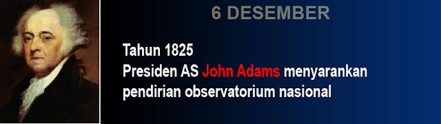 Foto Presiden AS John Adams