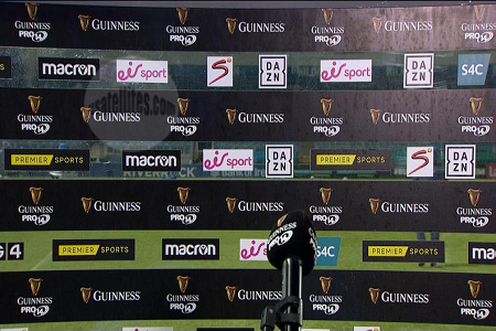 Guiness Pro 14 Rugby Intelsat 10-02 Biss Key 5 February 2021