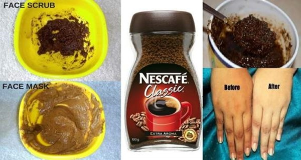 What She Did With Coffee Was Totally Amazing, In Just Few Minutes She Was Looking So Beautiful!-MUST TRY