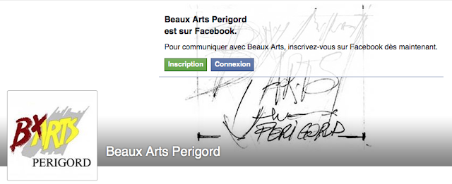 https://www.facebook.com/BeauxArtsduPerigord