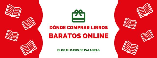 Webs donde comprar libros baratos online