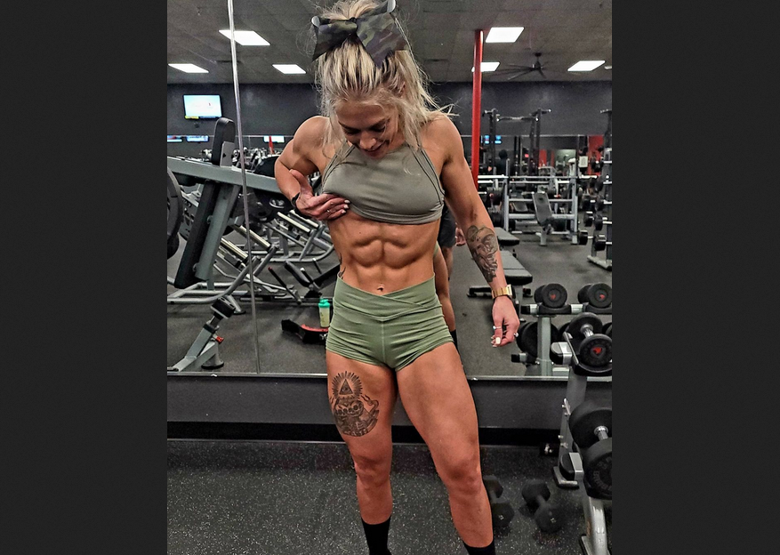 Learning How to Build Muscle for Women : 6 - Don't Over-Train
