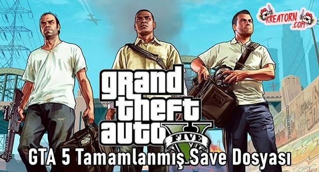GTA-5-Tamamlanmis-Save-Dosyasi