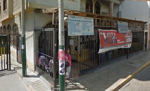 Centro de Salud Santiago de Surco
