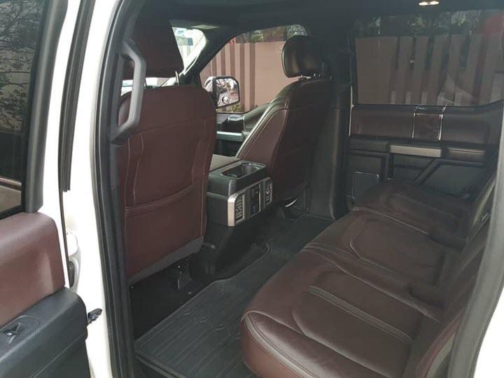 Khủng long' Ford F-150 bán lại rẻ ngang Mercedes-Benz GLC 300 nhập khẩu, riêng tiền độ đủ mua một chiếc Kia Morning