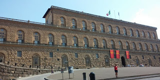 Florencia, Palacio Pitti.
