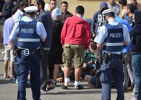 A németek csaknem fele nem érzi magát biztonságban