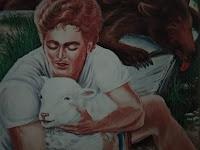 Kisah Alkitab Daud menang melawan Goliat untuk anak lengkap