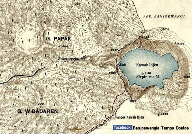 Polemik garis batas wilayah Banyuwangi dan Bondowoso