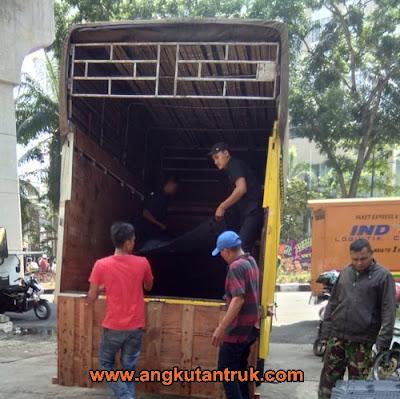 Jasa angkutan truk Jakarta Medan Aceh