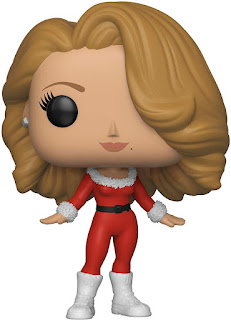Funko Pop Rocks: Music - Mariah Carey Christmas Collectible Figur