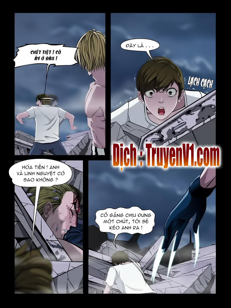 Resentment - Oan Hồn Ma Nữ Chap 109 - Trang 3