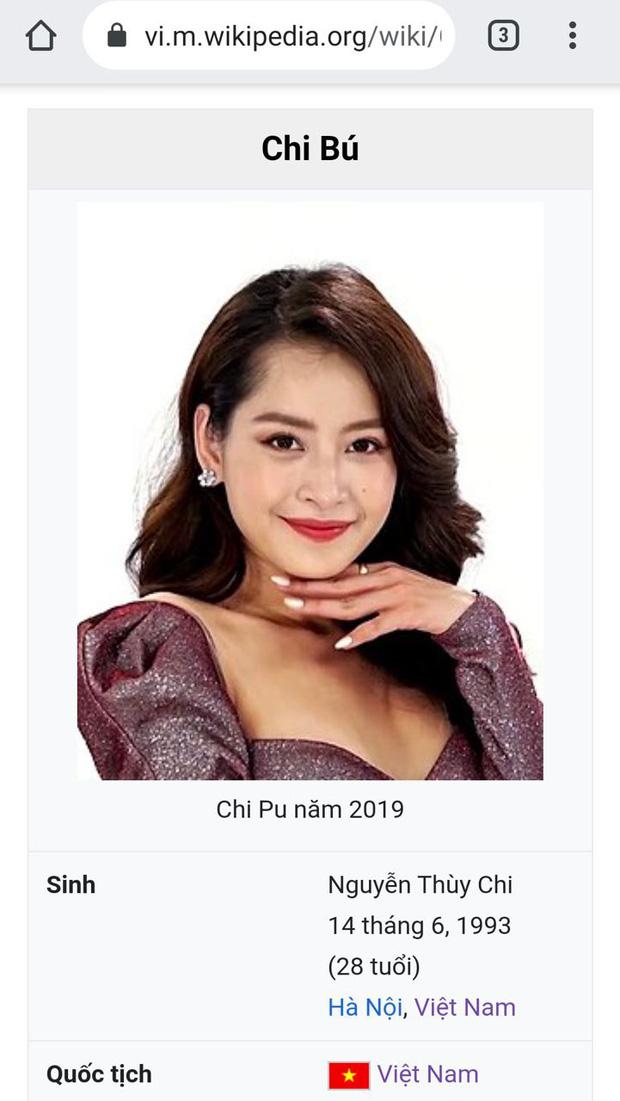 Tên mới của Chi Pu là Chi Bú