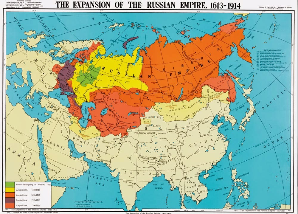 Russian Empire And Russia The 24