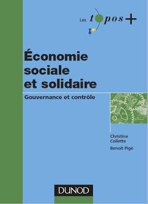 Télécharger Livre Gratuit Economie Sociale et Solidaire - Gouvernance et Contrôle pdf