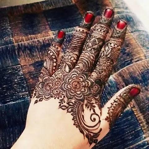 hard-finger-mehndi-design