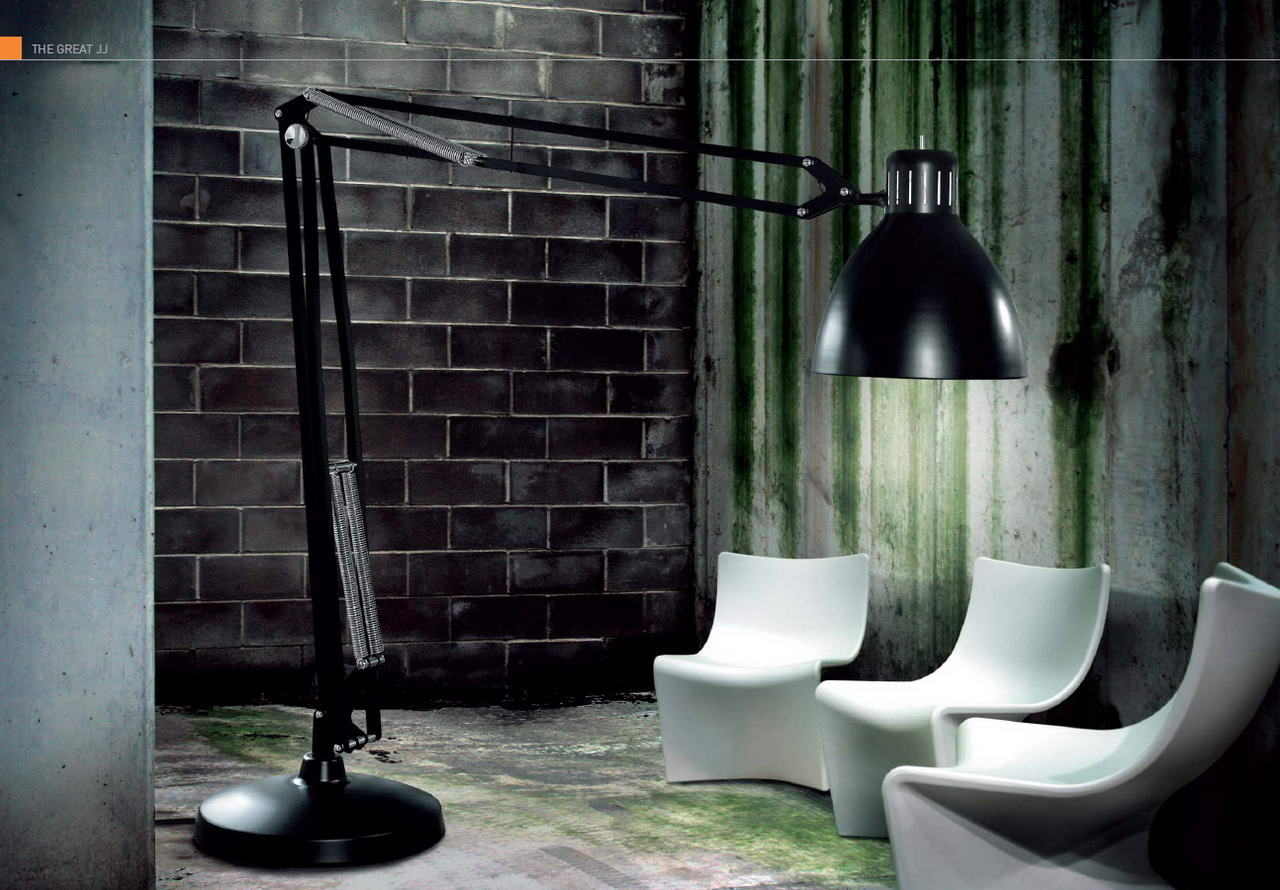 Xl Luxo Jr Pixar Style Floor Lamp Modern Design By