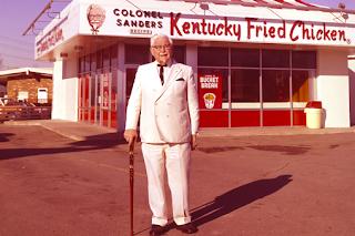 Sejarah Lengkap  KFC