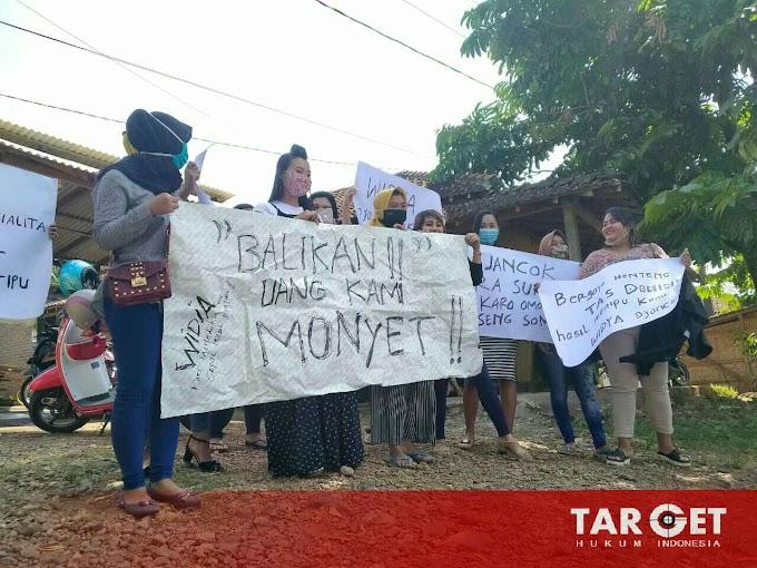 Arisan Bodong Kembali Menelan Korban, Emak Emak Lanjut Laporan ke Polres Pati