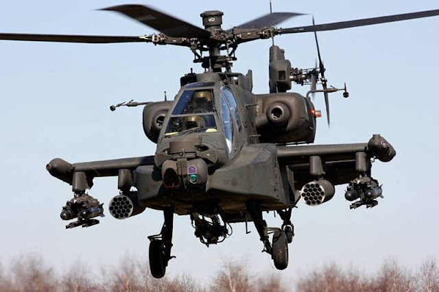 Australia Boeing Apache helicopter