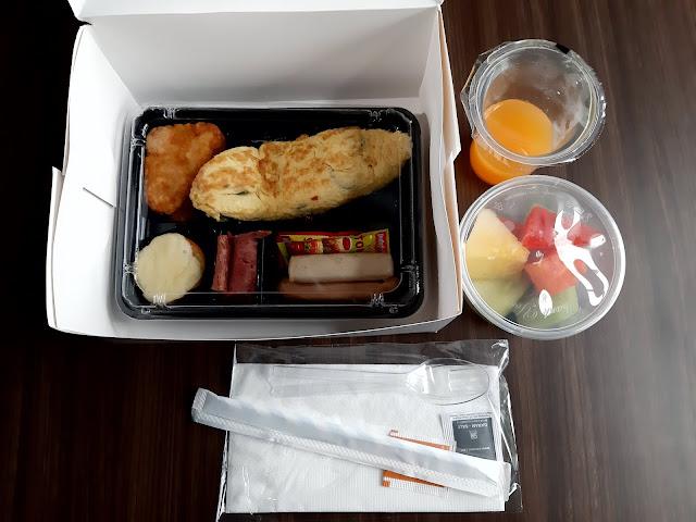 sarapan american breakfast hotel fikarooms 2