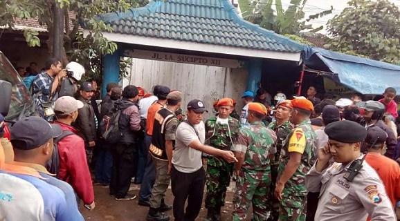 Pesawat Super Tucano jatuh di malang Erna serta Nur Kholis Korban Wafat Pesawat