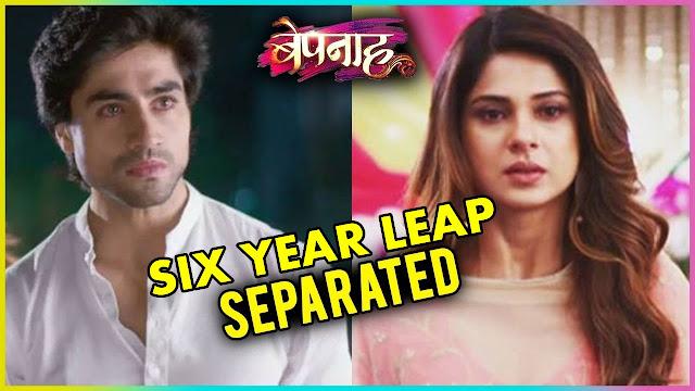 Bepannah SHOCKING NEWS : 6 YEAR LEAP, Aditya and Zoya separation Ahead in Bepannah