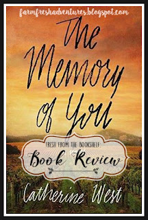 The Memory of You by Catherine West ~ Book Review