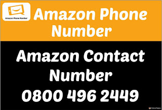 Amazon Contact Number 0800 496 2449