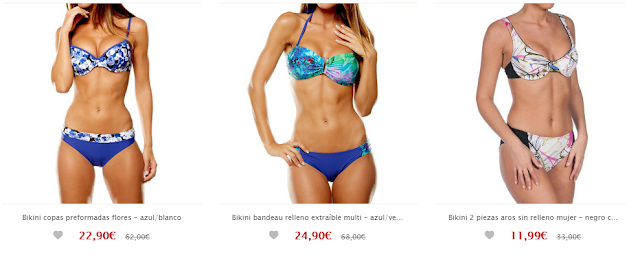 bikinis baratos verano 2016