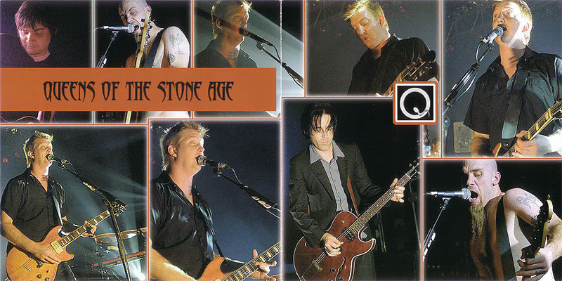 MUSIC ART VCL: Queens Of The Stone Age - First Boot, Live ...