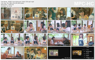Non-holonomic Saten Girl ep 1 & 2 Sub Indo