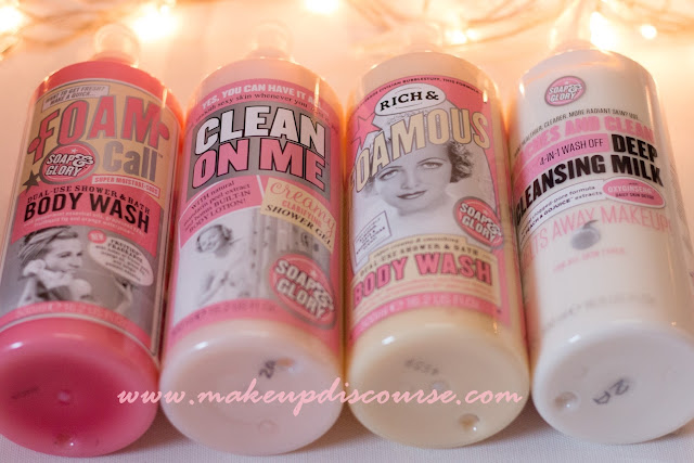 Soap & Glory in India, Buy online, Prices
