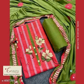 Aagyey Sensational Salwar Suits & Dress Materials