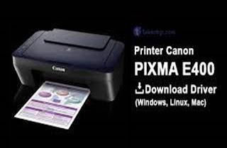Printer Canon E400