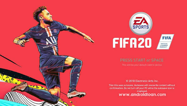 FIFA 2020 MOD Patch OBB +Data Download