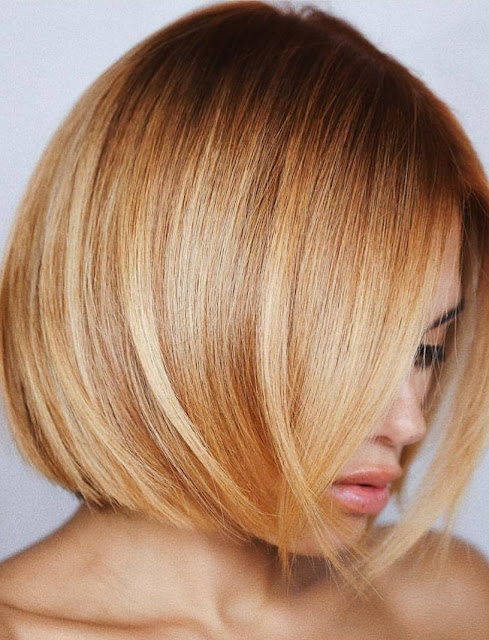 Best Bob haircuts, hair colorings and hairstyles trend in 2019