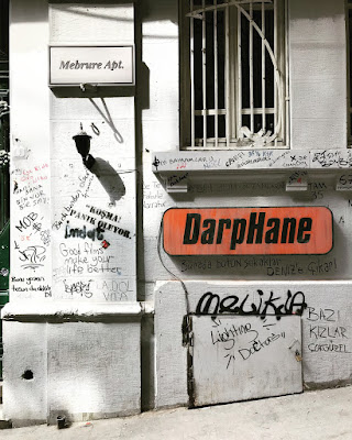 darphane beyoglu bar agah sahsiyet mebrure apt. apartmanı