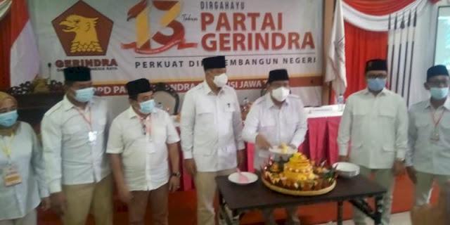 Gerindra Jatim Bentuk Pasukan Siber Untuk Lawan Fitnah